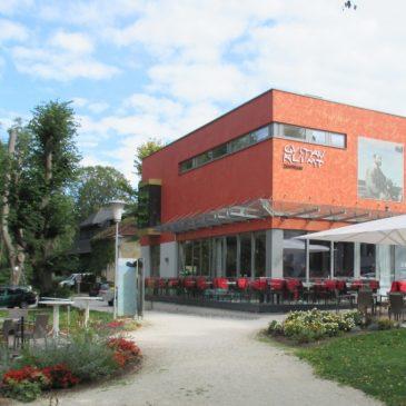 Das Gustav Klimt Zentrum am Attersee