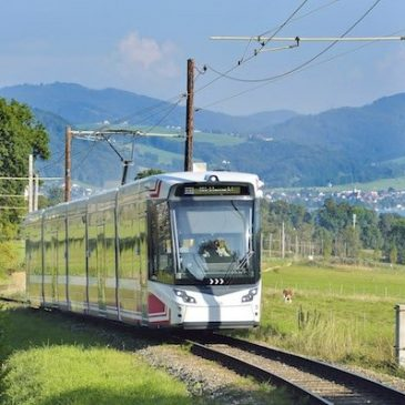 Die Bahn- & Schiff-Kombi am See